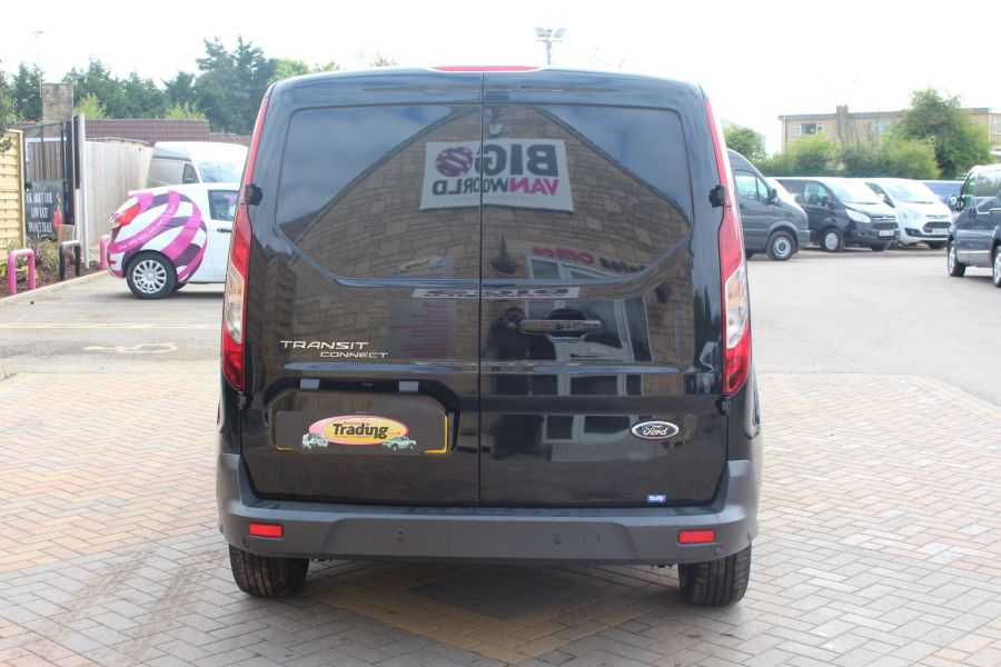 FORD TRANSIT CONNECT 240 TDCI 115 LIMITED L2 H1 LWB - 6024 - 4