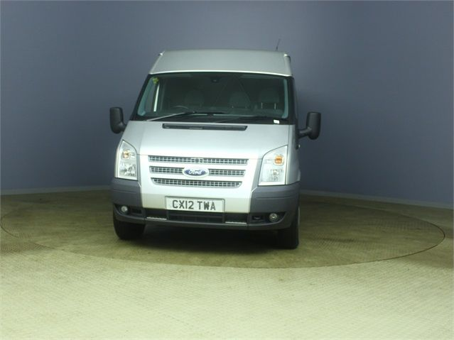FORD TRANSIT 350 TDCI 125 TREND LWB MEDIUM ROOF FWD - 7509 - 6