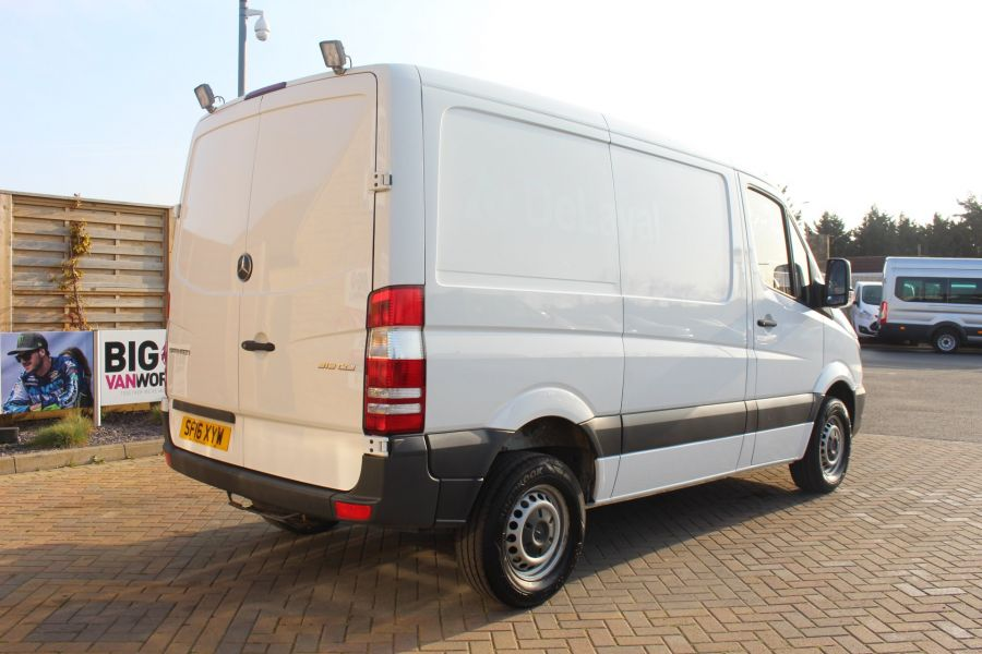 MERCEDES SPRINTER 313 CDI 129 SWB STANDARD LOW ROOF - 9142 - 5