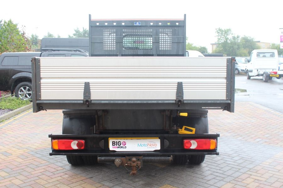 NISSAN NT400 CABSTAR DCI 35.14 SWB ALLOY TIPPER - 6520 - 14