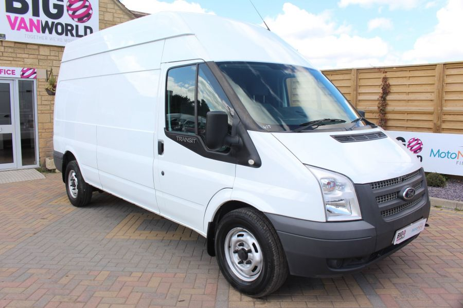 FORD TRANSIT 350 TDCI 125 LWB HIGH ROOF FWD - 6614 - 3