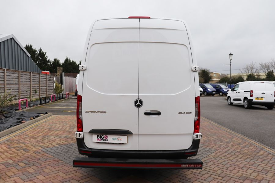 MERCEDES SPRINTER 314 CDI 143 L2H2 FRIDGE VAN MWB HIGH ROOF RWD - 12024 - 9