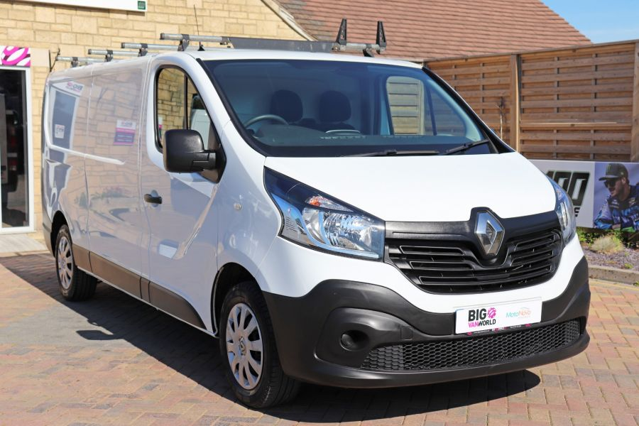 RENAULT TRAFIC LL29 DCI 115 BUSINESS LWB LOW ROOF - 9391 - 3