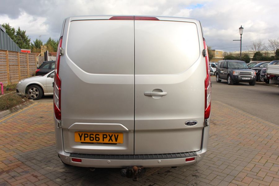 FORD TRANSIT CUSTOM 290 TDCI 170 L1 H1 LIMITED DOUBLE CAB 6 SEAT CREW VAN SWB LOW ROOF FWD  - 8973 - 6