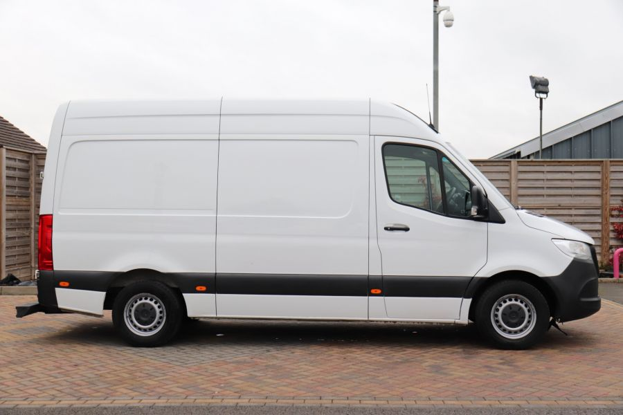 MERCEDES SPRINTER 314 CDI 143 L2H2 FRIDGE VAN MWB HIGH ROOF RWD - 12024 - 7