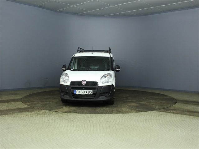 FIAT DOBLO CARGO 16V MULTIJET LWB LOW ROOF - 7534 - 6