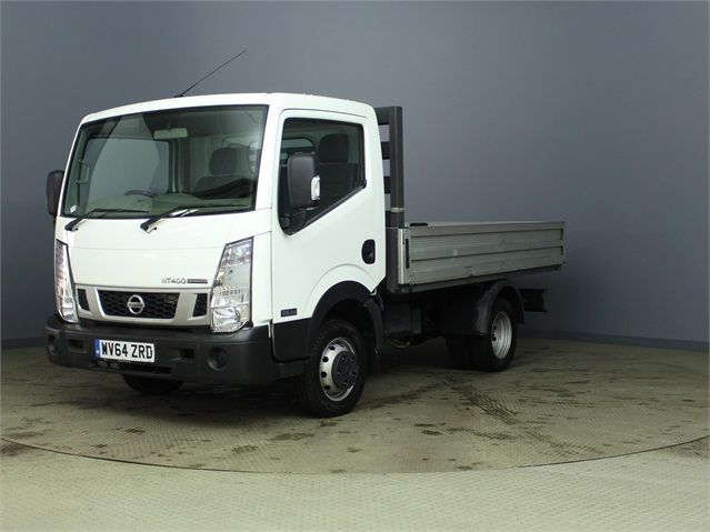 NISSAN NT400 CABSTAR DCI 35.14 DCI 136 SWB ALLOY DROPSIDE - 6873 - 5