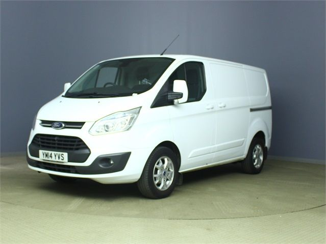 FORD TRANSIT CUSTOM 270 TDCI 125 LIMITED L1 H1 SWB LOW ROOF FWD - 6592 - 5