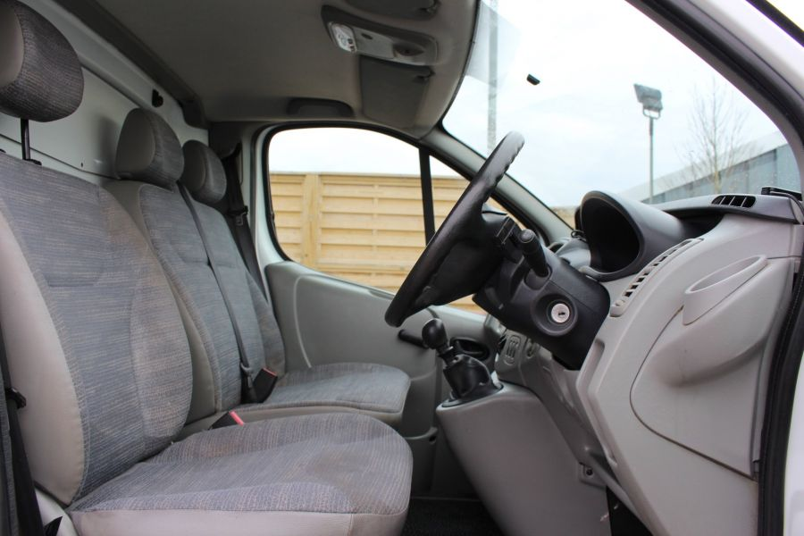 RENAULT TRAFIC LH29 DCI 115 LWB HIGH ROOF