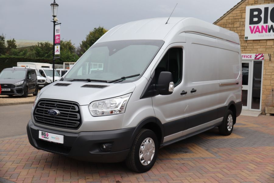 FORD TRANSIT 310 TDCI 125 L3H3 TREND LWB HIGH ROOF - 9548 - 9