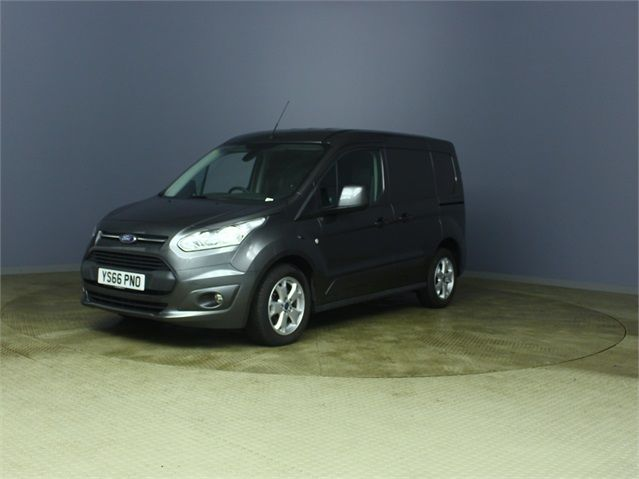 FORD TRANSIT CONNECT 200 TDCI 120 L1 H1 LIMITED SWB LOW ROOF - 7514 - 5