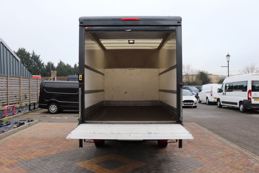 MERCEDES SPRINTER 314 CDI 140 LWB LUTON WITH TAIL LIFT - 11407 - 31