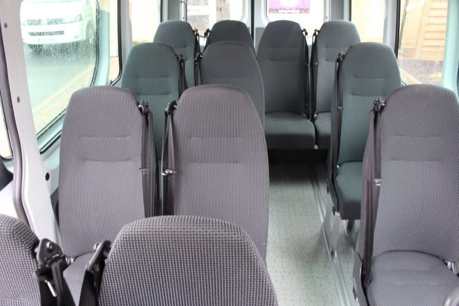 MERCEDES SPRINTER 316 CDI 163 TRAVELINER LWB 15 SEAT BUS HIGH ROOF - 8106 - 24