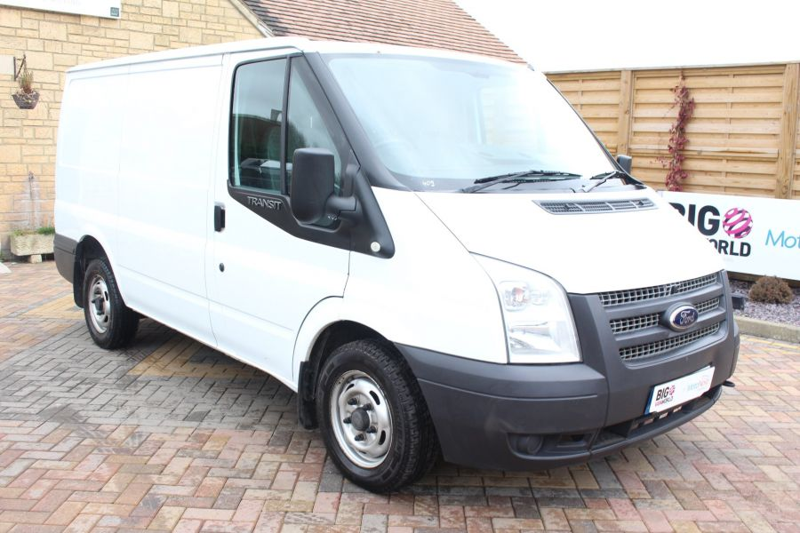 FORD TRANSIT 280 TDCI 125 SWB LOW ROOF FWD - 7093 - 3