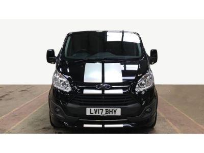 FORD TRANSIT CUSTOM 290 TDCI 170 L1H1 LIMITED SPORT SWB LOW ROOF - 10713 - 7