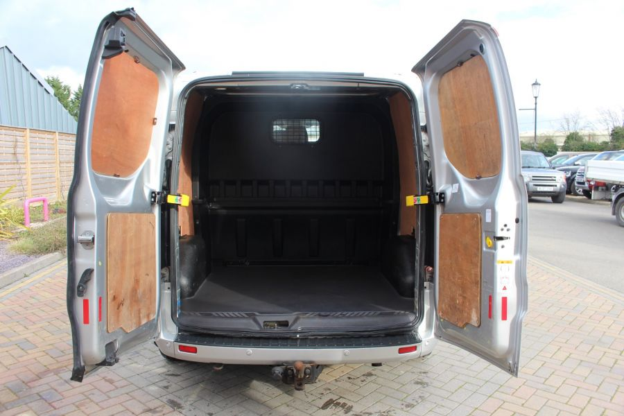 FORD TRANSIT CUSTOM 290 TDCI 170 L1 H1 LIMITED DOUBLE CAB 6 SEAT CREW VAN SWB LOW ROOF FWD  - 8973 - 22