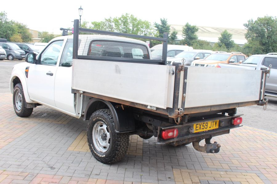 FORD RANGER XL 4X4 TDCI SUPER CAB ALLOY TIPPER - 6057 - 17