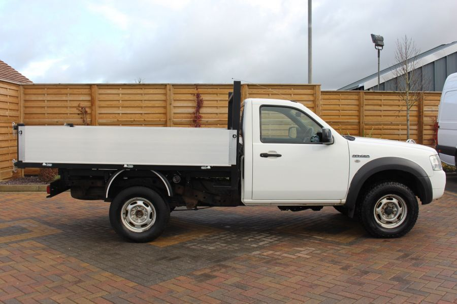 FORD RANGER 4X4 TDCI REGULAR CAB ALLOY TIPPER - 7054 - 12