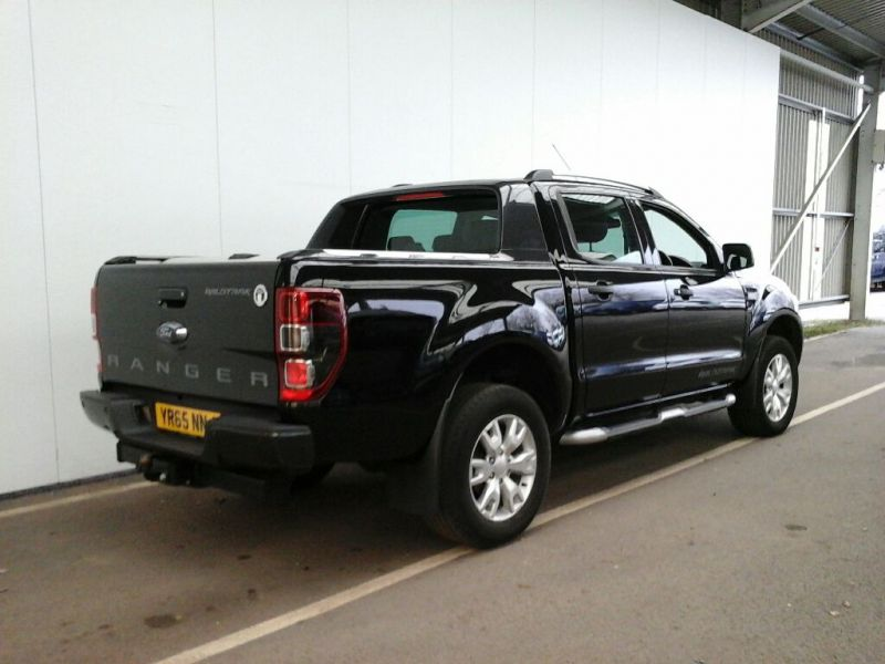 FORD RANGER WILDTRAK TDCI 200 DOUBLE CAB 4X4 - 8784 - 2