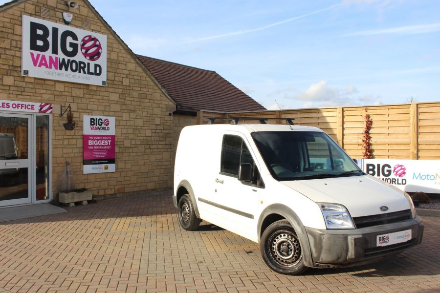 FORD TRANSIT CONNECT T200 TDDI 75 SWB - 7281 - 1