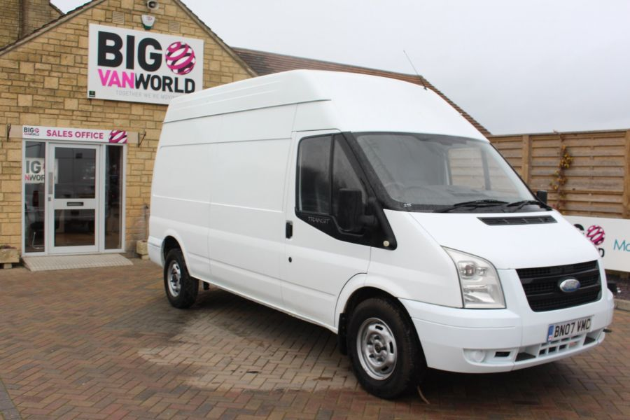 FORD TRANSIT 350 TDCI 100 LWB HIGH ROOF RWD - 9107 - 3