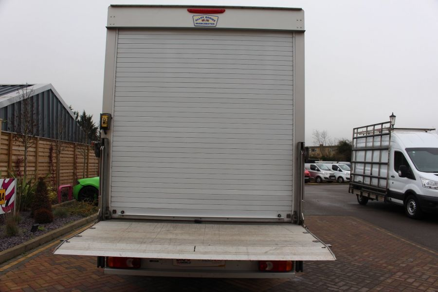 RENAULT MASTER LL35 DCI 125 BUSINESS LWB LUTON WITH TAIL LIFT  - 6880 - 17