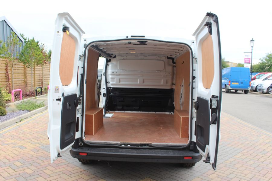 RENAULT TRAFIC LL29 DCI 115 L2 H1 BUSINESS+ PLUS LWB LOW ROOF - 6467 - 21