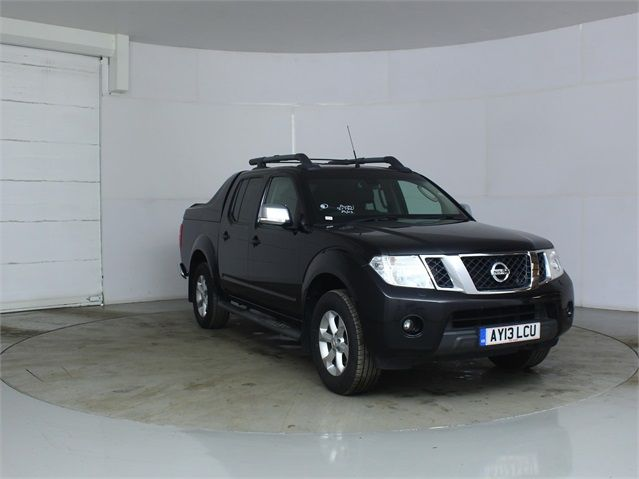 NISSAN NAVARA DCI 190 TEKNA CONNECT 4X4 DOUBLE CAB WITH MOUNTAIN TOP - 7622 - 1