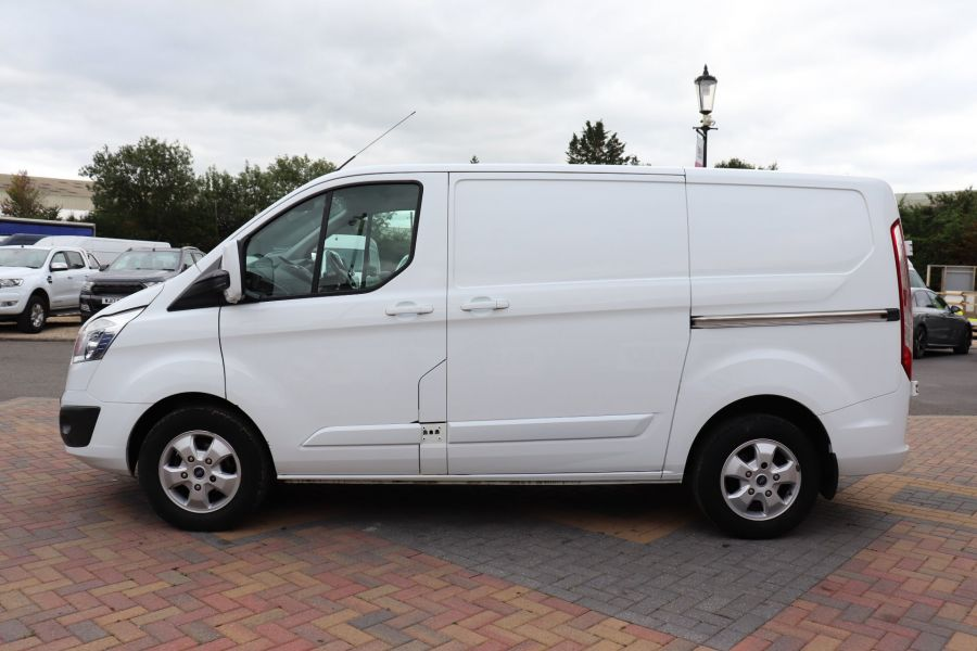 FORD TRANSIT CUSTOM 310 TDCI 130 L1H1 LIMITED SWB LOW ROOF - 11931 - 11