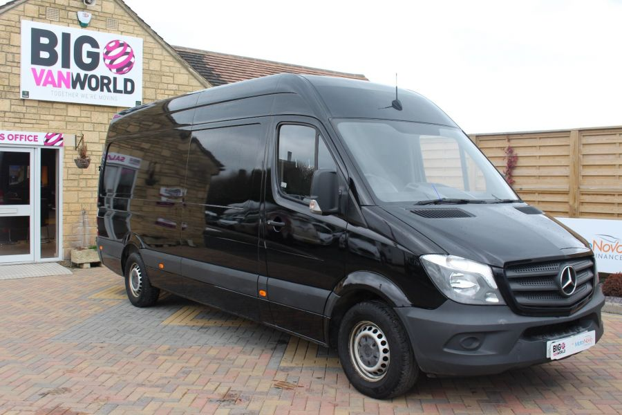 MERCEDES SPRINTER 313 CDI LWB HIGH ROOF - 7282 - 2