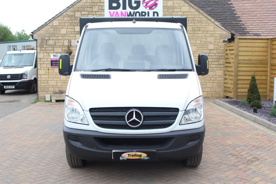 MERCEDES SPRINTER 313 CDI MWB NEW ALLOY ARBORIST TIPPER - 6031 - 15