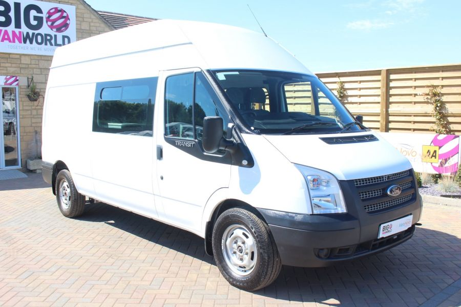 FORD TRANSIT 350 TDCI LWB HIGH ROOF 8 SEAT MESS UNIT - 6097 - 2