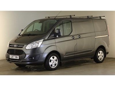 FORD TRANSIT CUSTOM 270 TDCI 130 L1H1 LIMITED SWB LOW ROOF  - 12487 - 8