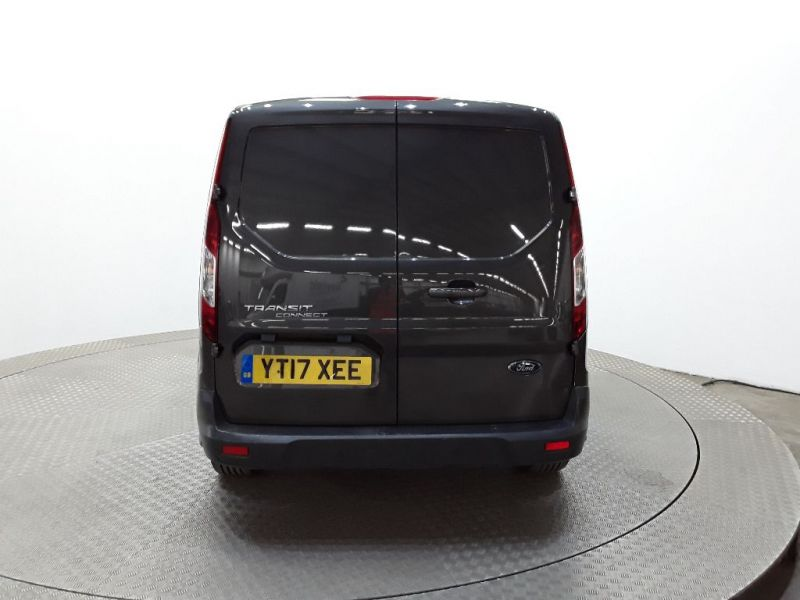 FORD TRANSIT CONNECT 200 TDCI 120 L1H1 LIMITED SWB LOW ROOF - 11054 - 4