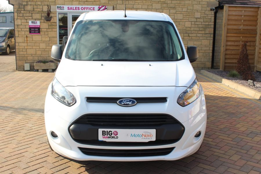 FORD TRANSIT CONNECT 240 TDCI 115 L2 H1 TREND LWB LOW ROOF - 7355 - 9