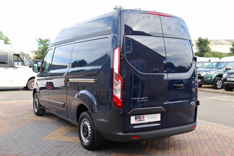 FORD TRANSIT CUSTOM 310 TDCI 100 L2H2 LWB HIGH ROOF FWD - 9697 - 7