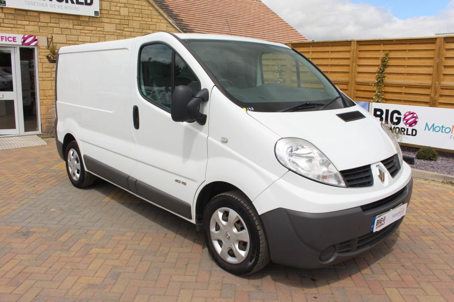 RENAULT TRAFIC SL27 DCI 115 SWB LOW ROOF - 6284 - 3