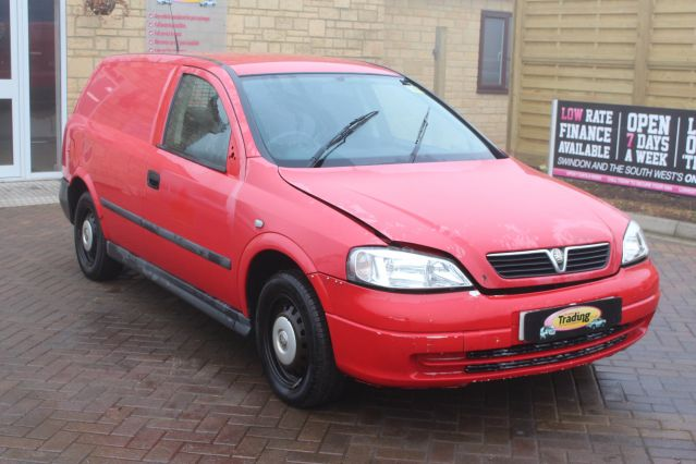 Used VAUXHALL ASTRA in Used Vans Swindon for sale
