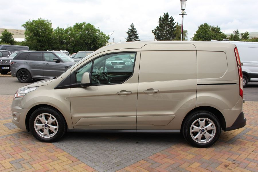 FORD TRANSIT CONNECT 200 TDCI 115 L1 H1 LIMITED SWB LOW ROOF - 9459 - 8