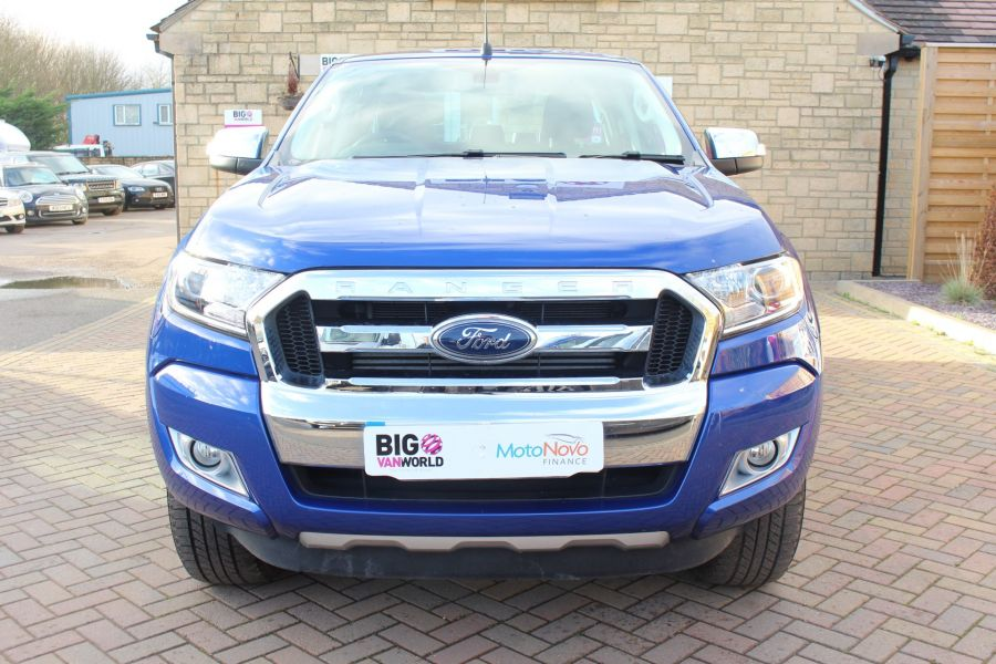 FORD RANGER TDCI 200 LIMITED 4X4 DOUBLE CAB - 6993 - 9