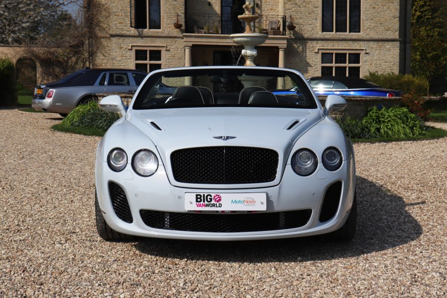 BENTLEY CONTINENTAL GTC SUPERSPORTS - 10504 - 10