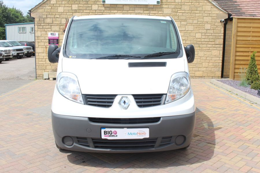 RENAULT TRAFIC SL27 DCI 115 SWB LOW ROOF - 6284 - 10