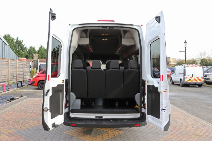 FORD TRANSIT 460 TDCI 155 L4H3 TREND 17 SEAT BUS HIGH ROOF DRW RWD - 11807 - 48