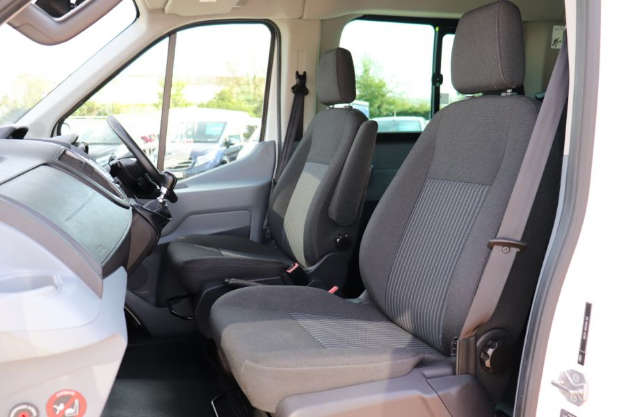 FORD TRANSIT 460 TDCI 125 L4H3 TREND 17 SEAT BUS HIGH ROOF DRW RWD - 10326 - 34