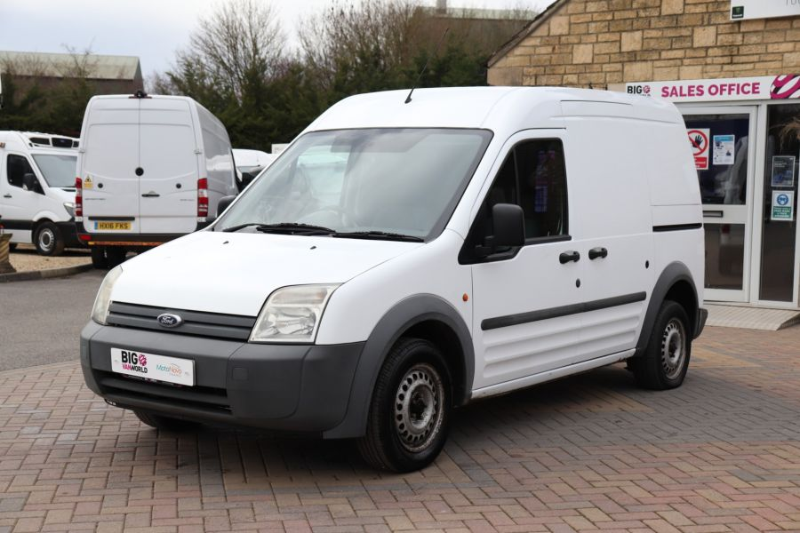 FORD TRANSIT CONNECT T230 L TDCI 90 LWB HIGH ROOF  (13914) - 12297 - 11