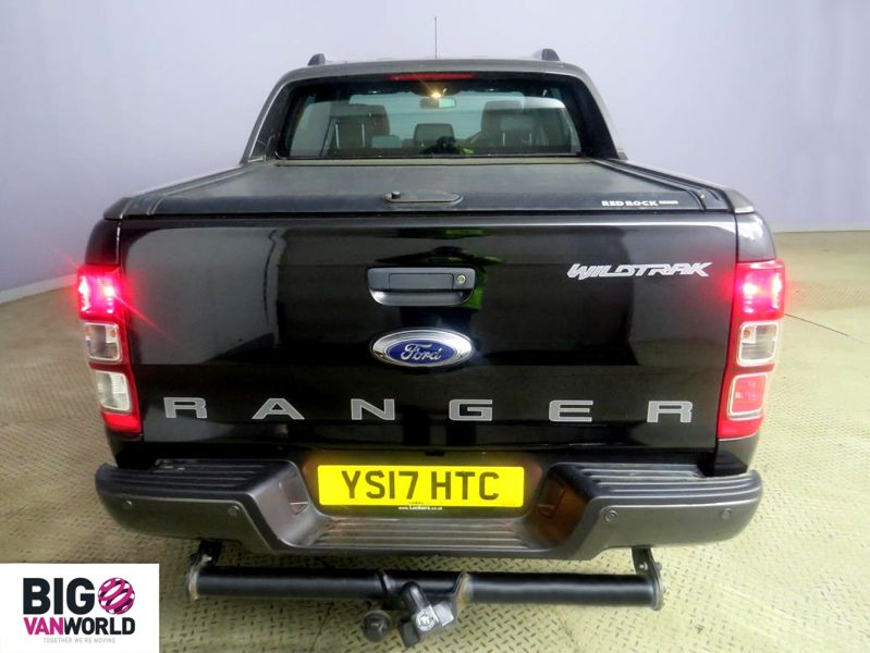 FORD RANGER WILDTRAK TDCI 200 4X4 DOUBLE CAB  - 9282 - 11
