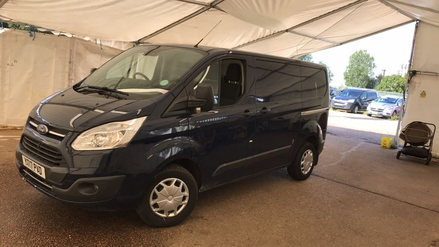 FORD TRANSIT CUSTOM 290 TDCI 130 L1H1 TREND SWB LOW ROOF FWD - 11146 - 1