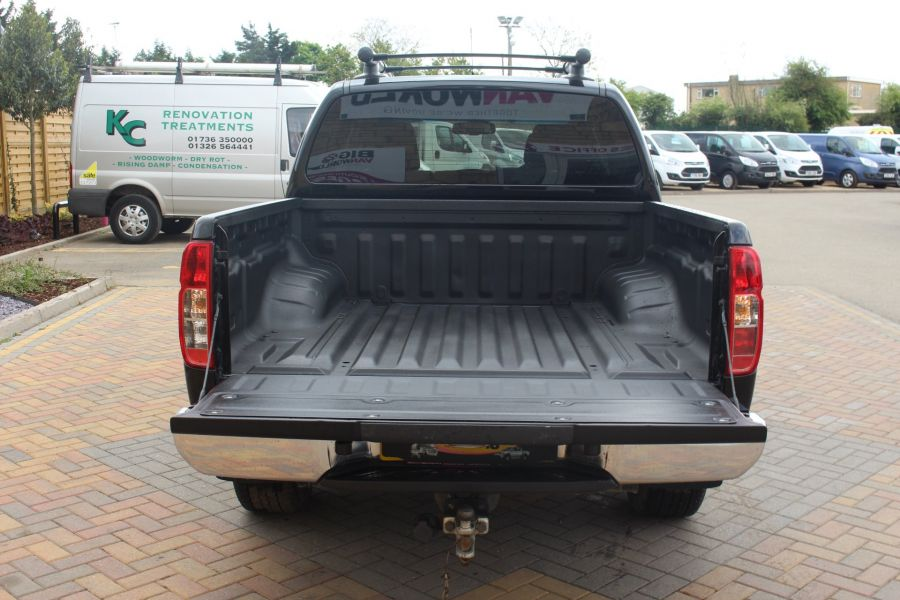 NISSAN NAVARA OUTLAW 3.0 DCI 231 4X4 DOUBLE CAB - 4546 - 22