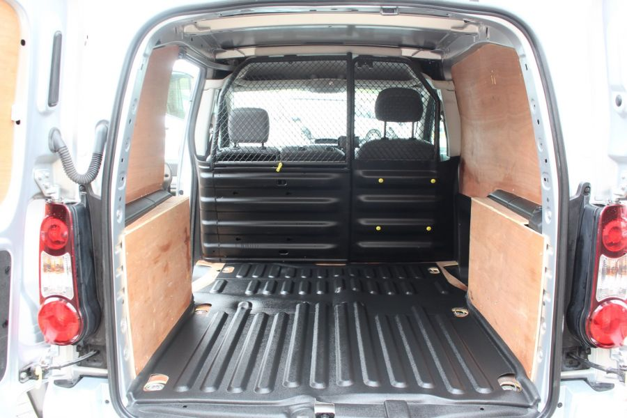 CITROEN BERLINGO 625 HDI 75 L1 H1 ENTERPRISE SWB LOW ROOF - 7423 - 21