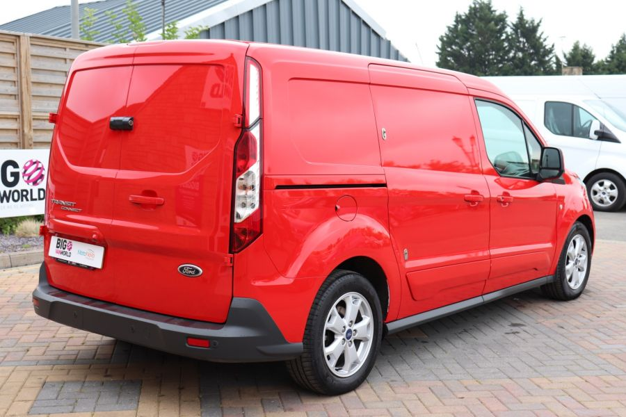FORD TRANSIT CONNECT 240 TDCI 115 L2 H1 LIMITED LWB LOW ROOF - 9434 - 5
